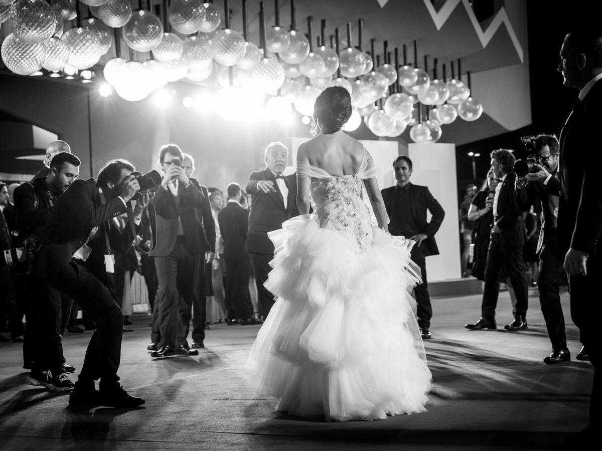 Foto: Penélope Cruz, en el Festival de Venecia. (Getty)