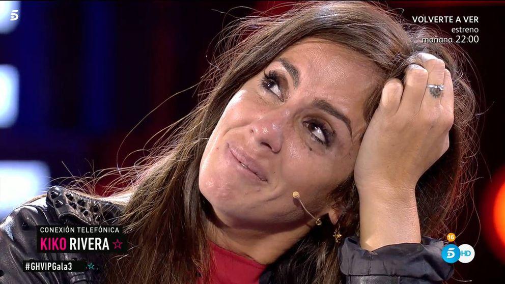 'GH VIP 7' | Anabel, devastada tras su expulsión: Soy la Pantoja de Aliexpress