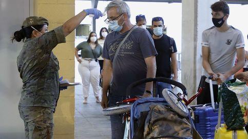 El número de fallecidos en la última semana baja a 40 y los contagios suben a 154 en 24h