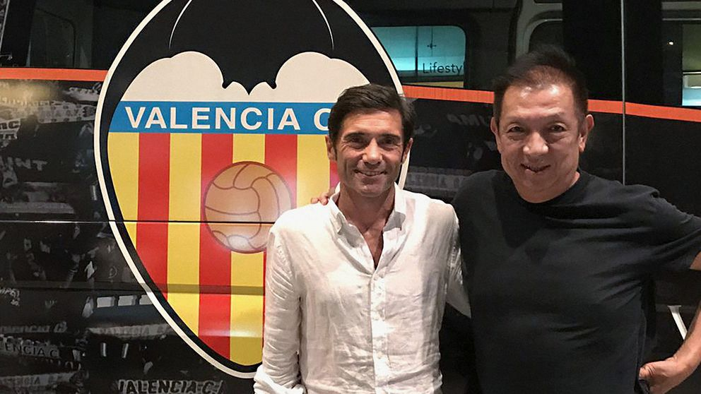 La decepción en el Valencia y el mensaje de Peter Lim a Alemany... sobre quién es el jefe