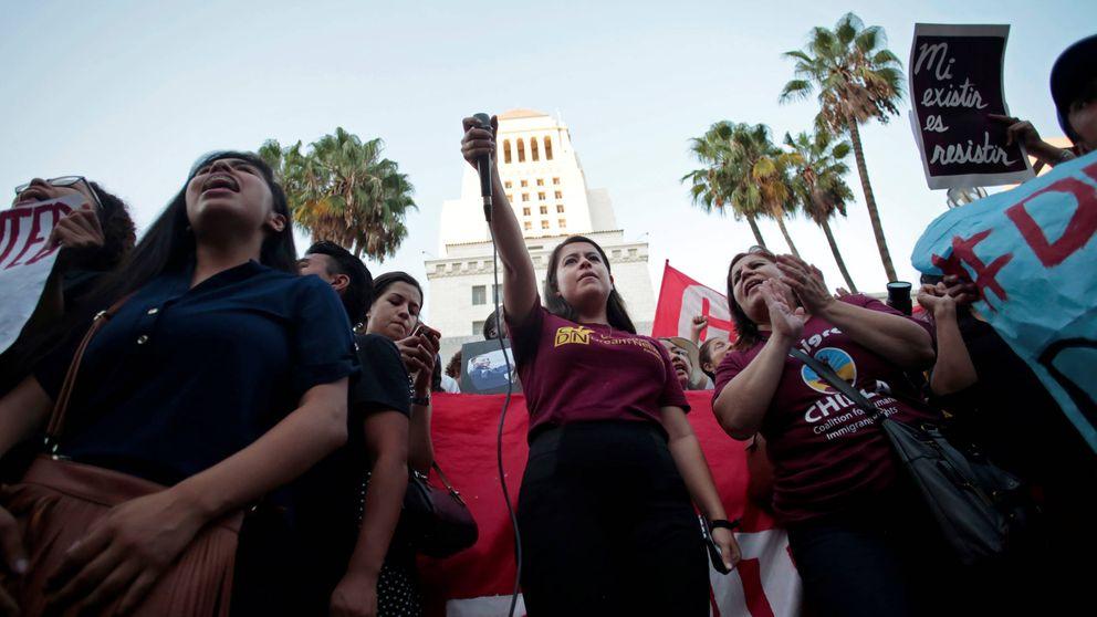 Jóvenes 'ilegales' contra las deportaciones de Trump: así preparan su última batalla