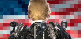 Post de La disparatada arma secreta de Trump para volver loca a la prensa... es un calcetín
