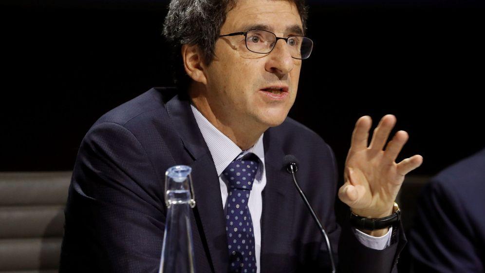 Foto: El economista jefe del Grupo BBVA, Jorge Sicilia. (Efe)