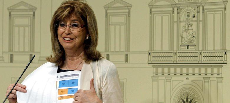 Foto: La 'consellera' de Educación, Irene Rigau. (EFE)