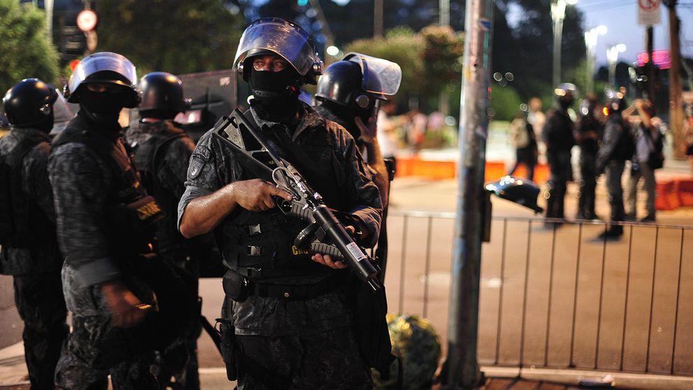 Cómo acabar con los crímenes: la fórmula que ha triunfado en Sao Paulo