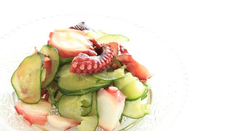 Aemono: una ensalada milenaria típica de la cocina japonesa