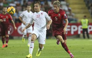 Ridículo de Portugal ante Albania y Lewandowski machaca a Gibraltar