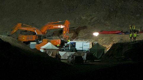 Última hora del rescate: los mineros encuentran a Julen muerto