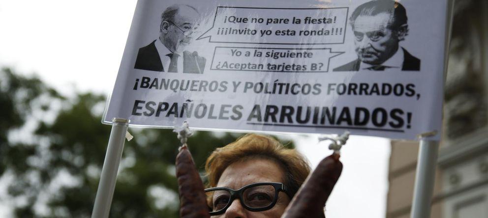 Foto: El caso Bankia y el escándalo del Banco de España