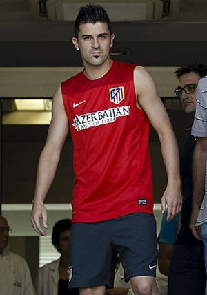 El deseo de Villa, clave para que el Barcelona le vendiese a la baja al Atlético de Madrid