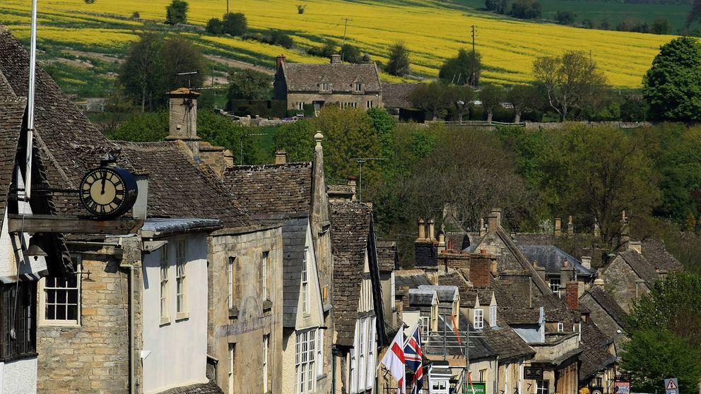 Los Beckham, Liz Hurley, Rita Ora... Las mansiones rurales británicas más lujosas