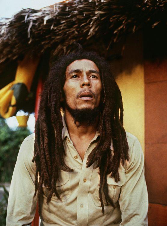 Foto: El músico Bob Marley (EFE)