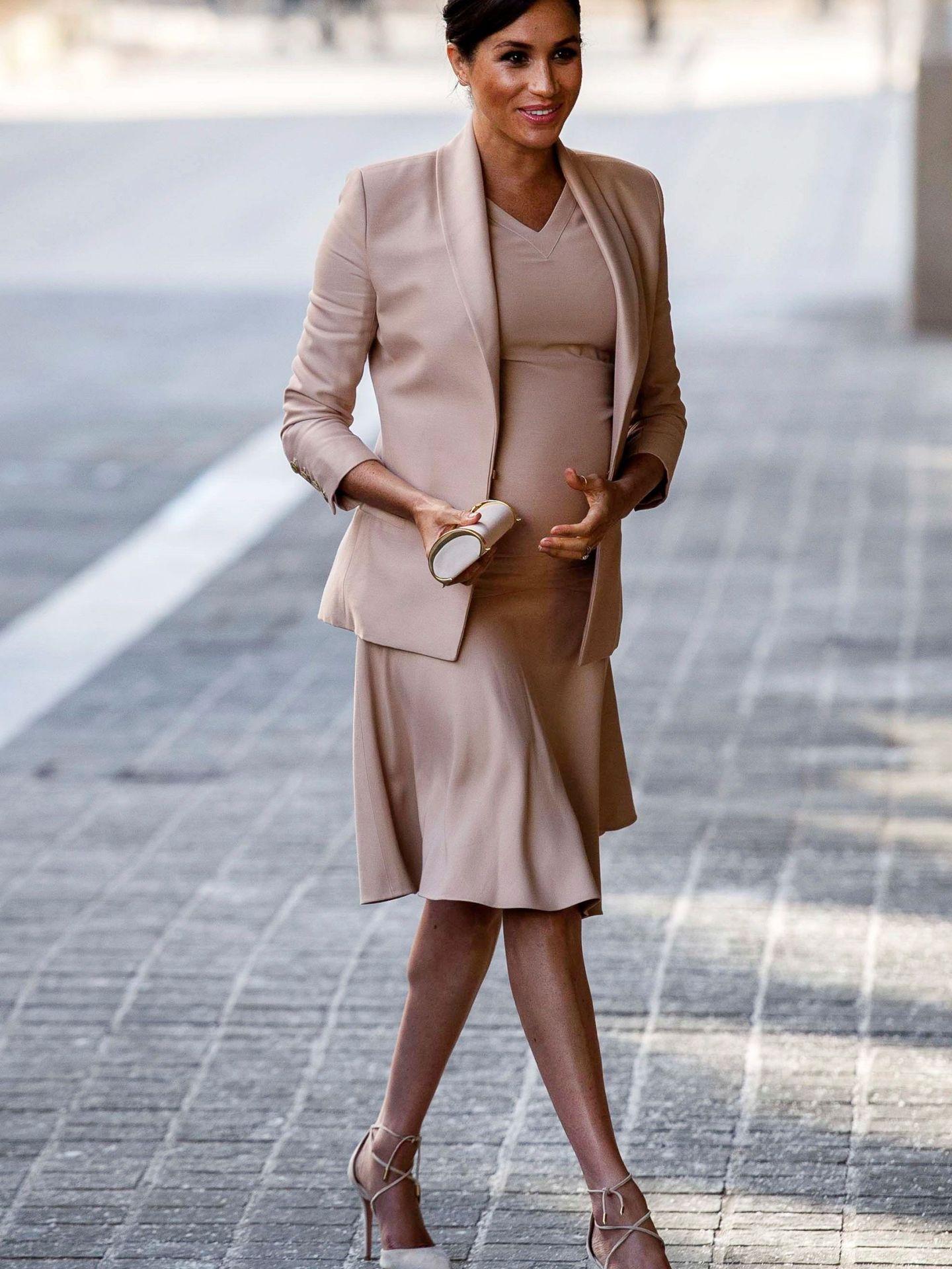 La duquesa de Sussex está más guapa que nunca.