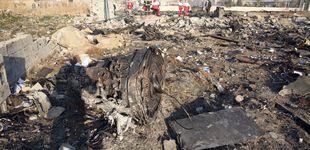 Post de Irán confirma que fueron dos los misiles disparados contra el avión ucraniano