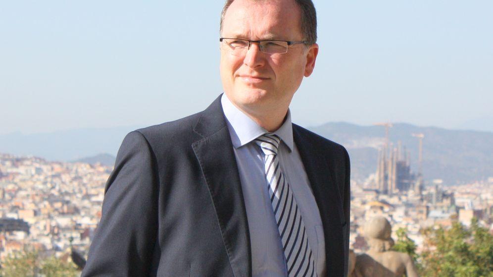 Foto: Albert Pont, presidente de Cercle Català de Negocis.