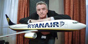 """Ryanair: """"Los vuelos a Valencia nos han dado mucha publicidad. Las ventas se han disparado"""""""