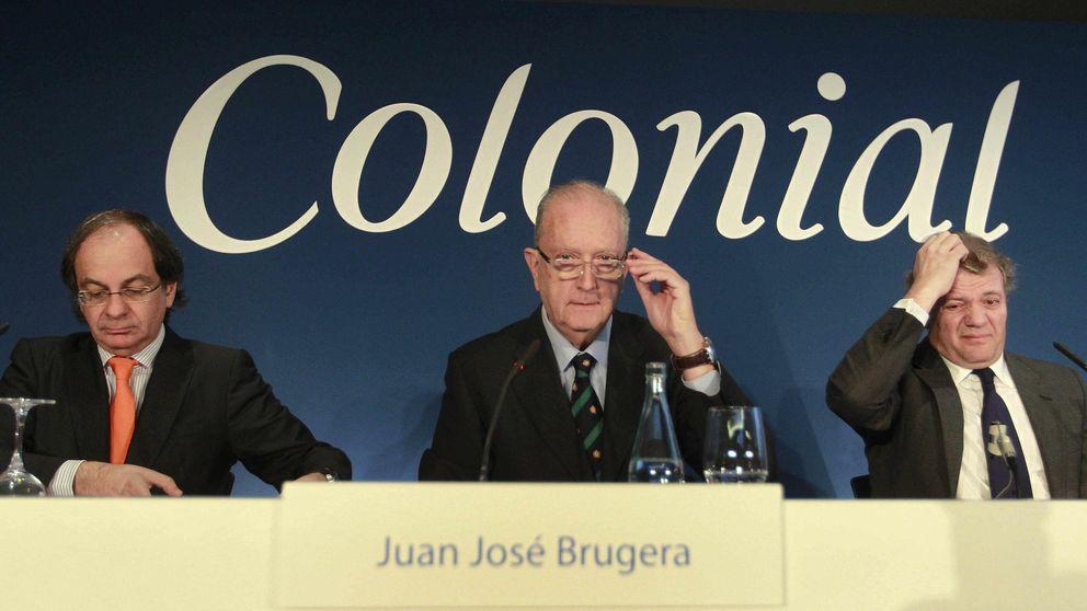 Colonial compra el 4,4% de SFL a María Reig y se sitúa en el 57,5% del capital