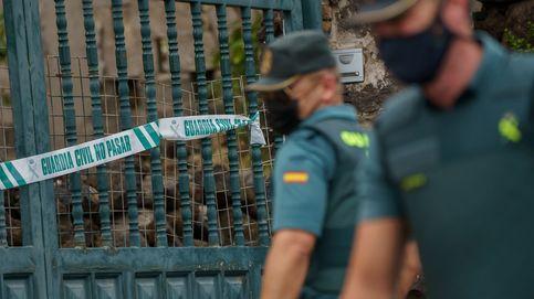 Dos muertos en el incendio de un asentamiento de inmigrantes en Lucena (Huelva)
