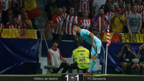 Suárez salva la vajilla del Barça, pero André Gomes es un plato defectuoso