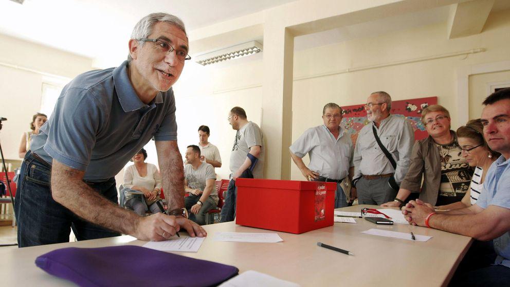 Llamazares apela al fracaso del 27S para lanzar una lista no subordinada a Podemos