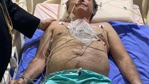 Bolsonaro continúa hospitalizado en Sao Paulo, pero evoluciona satisfactoriamente