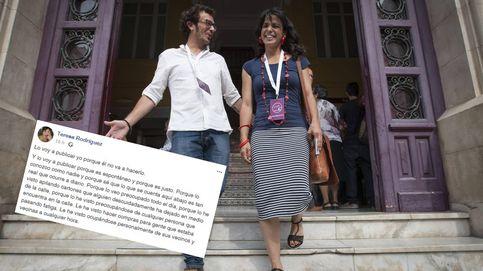 La carta de amor de Teresa Rodríguez a su marido Kichi en Facebook