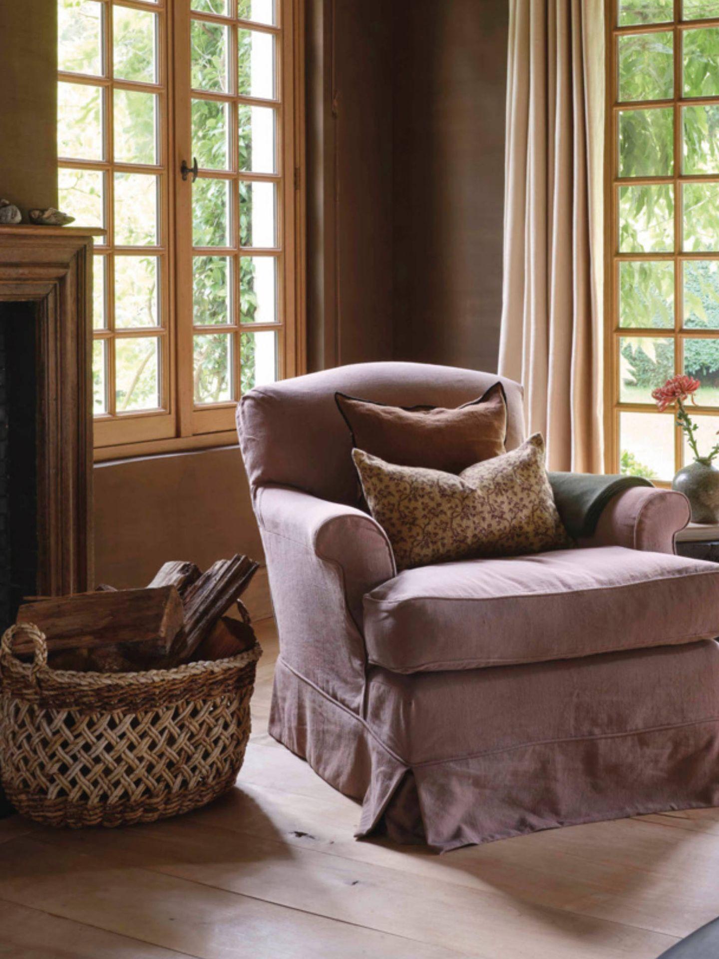 Estas cestas de Zara Home son perfectas para la decoración de tu salón. (Instagram @zarahome)