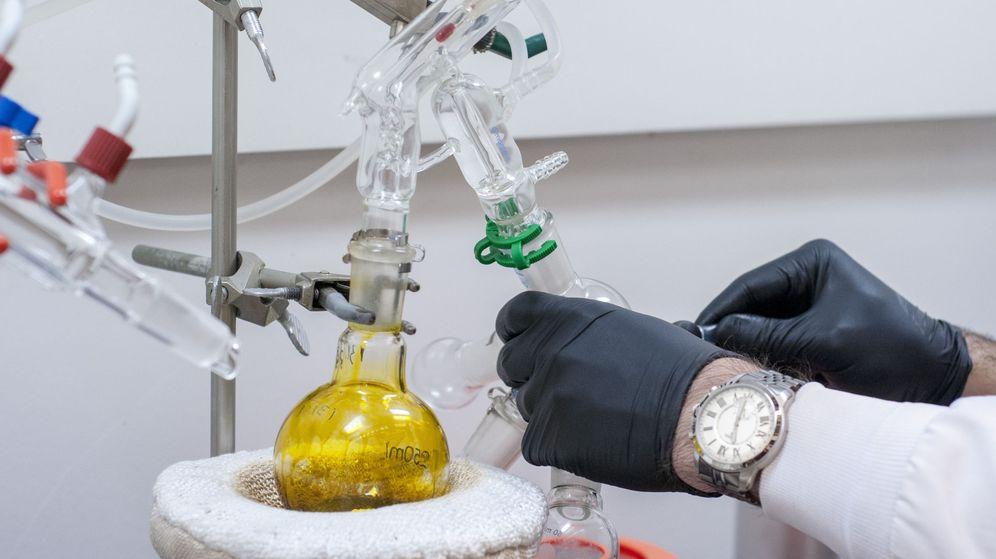 Foto: Un mineral creado en el laboratorio puede acabar con el calentamiento del planeta