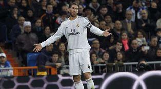 El comodín es Sergio Ramos o es que Carlo Ancelotti no sabe dónde ponerlo