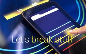 Google filtra su nueva tableta: ¿habrá Nexus de ocho pulgadas?