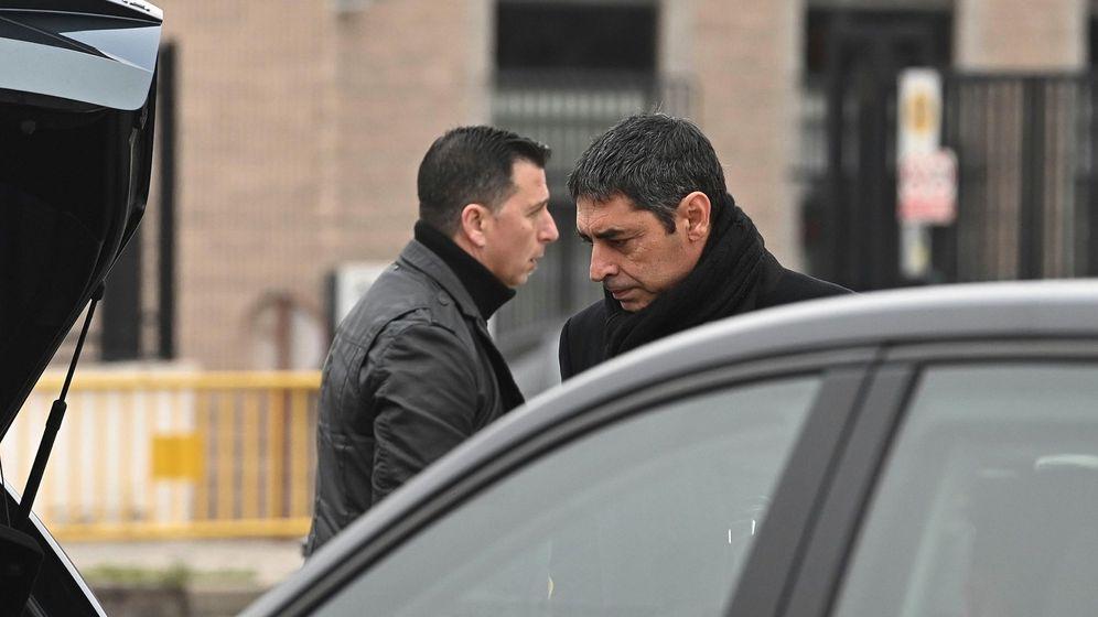 Foto: El mayor de los Mossos, Josep Lluis Trapero. (EFE)