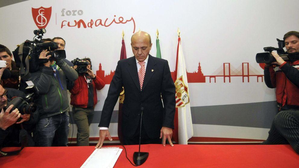 Del Nido frena la investigación de la venta del Sevilla FC