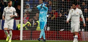 Post de Las dos caras de Keylor Navas que mosquean al Real Madrid