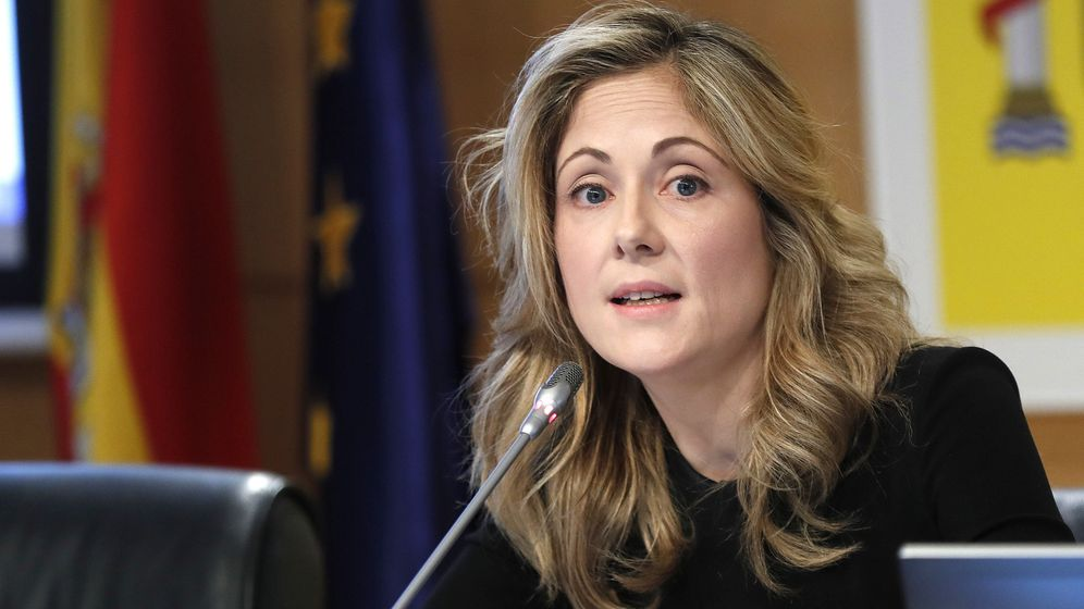 Foto: Emma Navarro, secretaria de Estado del Tesoro (Efe)
