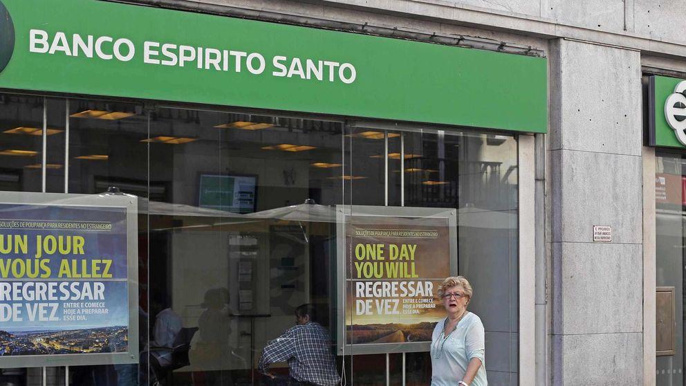 Euronext retira al Banco Espírito Santo de la bolsa de Lisboa