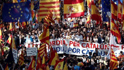 El constitucionalismo toma BCN: Torra: si no quiere ser presidente de todos, ponga urnas