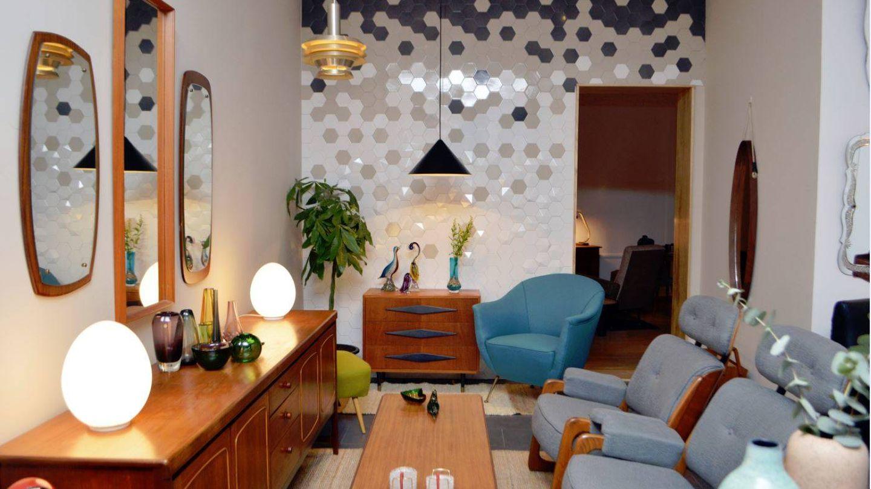 Imagen del interior de MidCentury, la segunda sede de La Recova. (Foto: Cortesía)