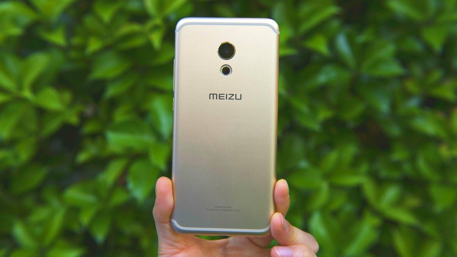 Foto: El nuevo Meizu PRO6.