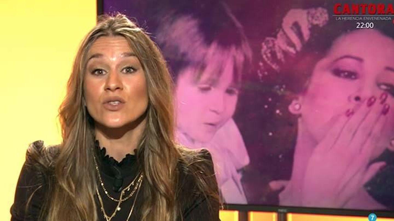 Laura Cuevas. (Mediaset)