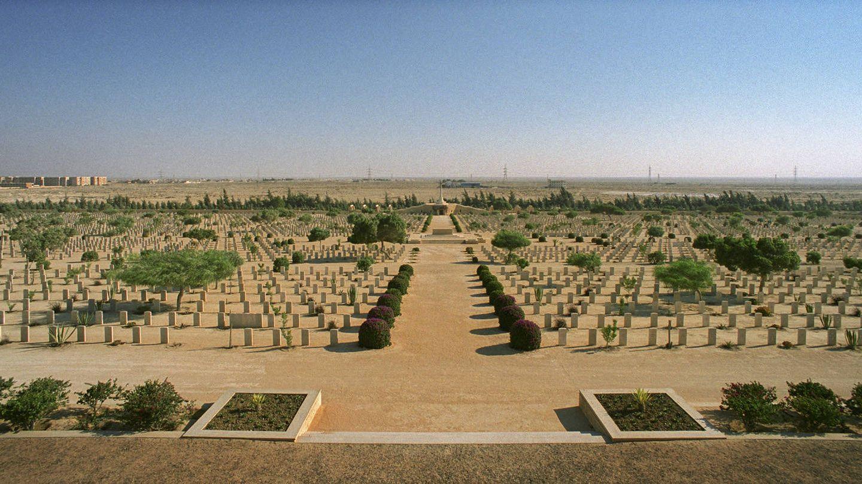 Cementerio de El Alamein
