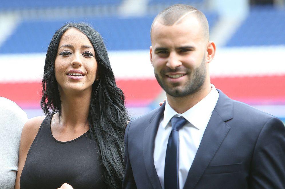 Foto: Aurah Ruiz y Jesé Rodríguez en una imagen de archivo. (Gtres)