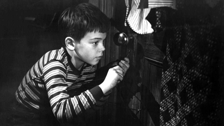 Bobby Driscoll, en los años 40. (CP)