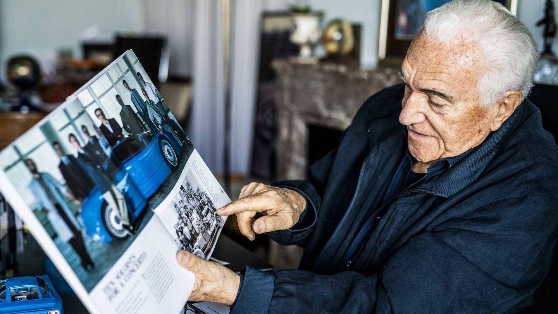 Romano Artioli recuerda a sus 88 años la etapa más emocionante de su vida.