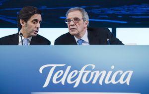 BofA y Citi rebajan sus perspectivas en Telefónica, que sube un 2%