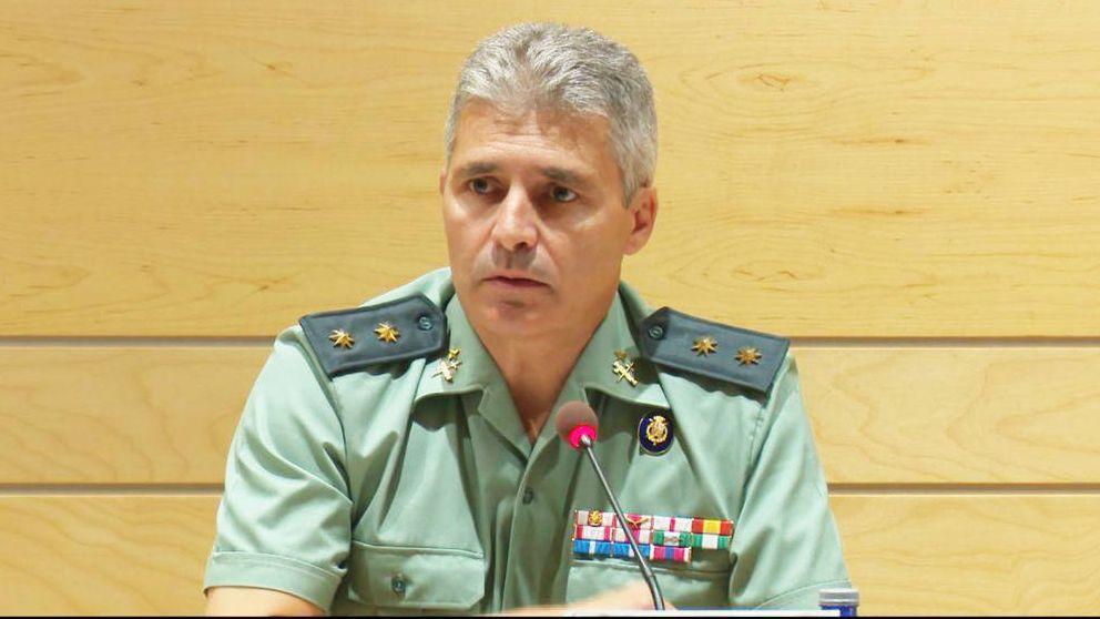 Marlaska vuelve a saltarse el escalafón de la Guardia Civil al sustituir a Pérez de los Cobos