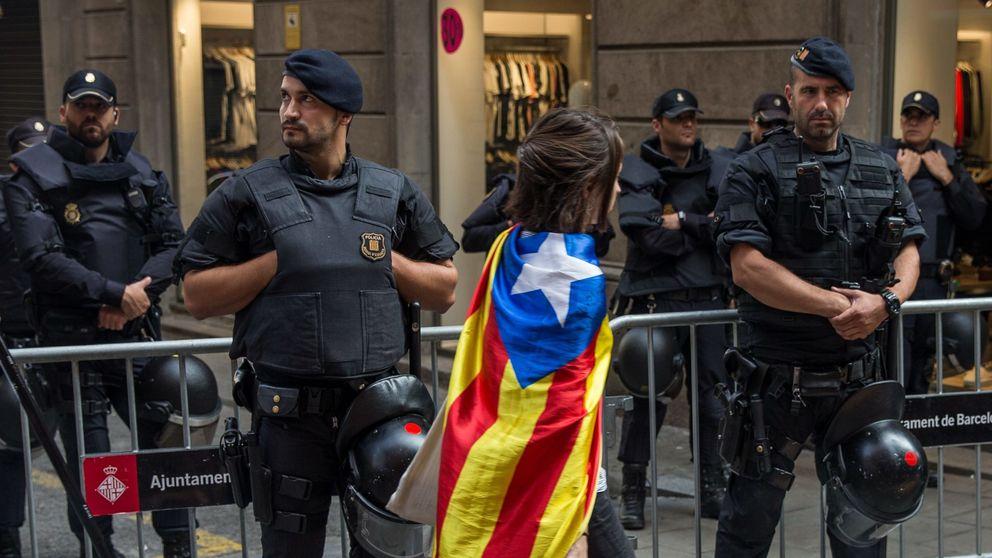 Eurocop denuncia las condiciones indignas de los agentes desplazados a Cataluña