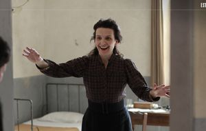 Juliette Binoche saca lo mejor de sí en un manicomio