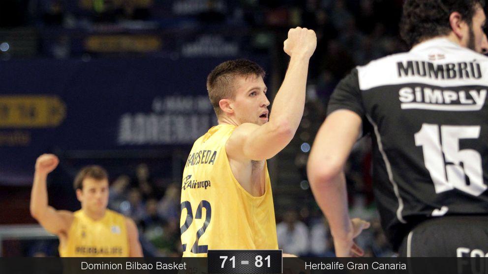 Una heroicidad mete al Gran Canaria en su primera final de Copa del Rey