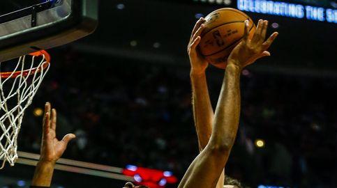 Pau, con un 'doble-doble' y un taponazo da la victoria a los Bulls ante los Spurs