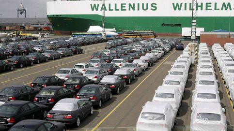 Exportaciones alemanas repuntan, pero siguen por debajo del nivel pre-crisis